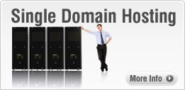 single domain hosting